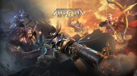 Ya es posible apuntarse en la beta cerrada de Arena of Valor en Nintendo Switch
