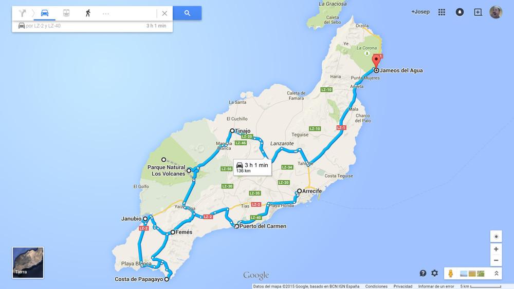 Canarias Carreteras