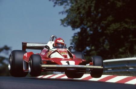 Lauda Nurburgring F1 1975