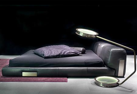 DC Bed: tus mejores sueños en una cama de piel