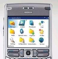 """Nokia E61: la """"blackberry"""" de Nokia"""