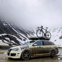 El genial viaje de Jamie Orr de Ohio al Ártico con un Volkswagen Jetta tuneado: 15 días y 14.000 km