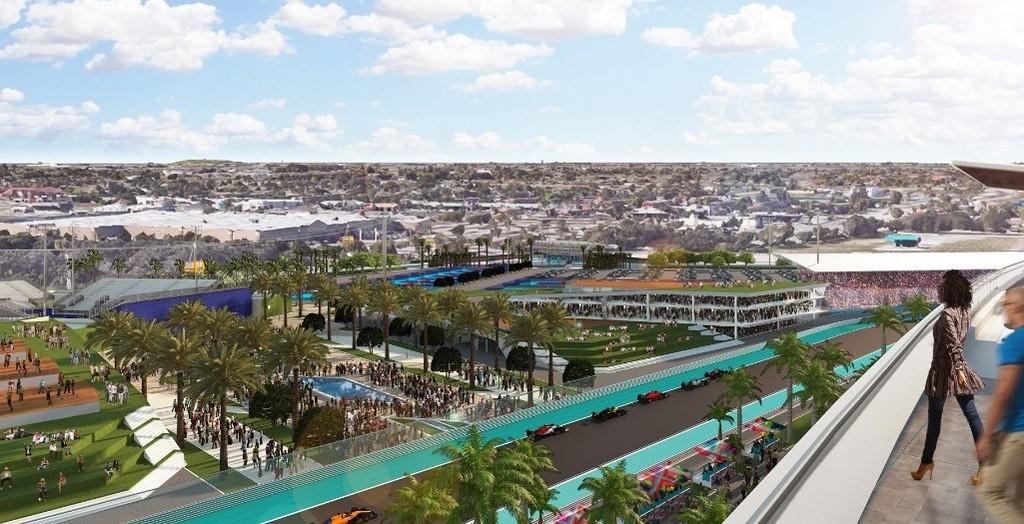 Protestas ante una posible carrera de Fórmula 1 en Miami :