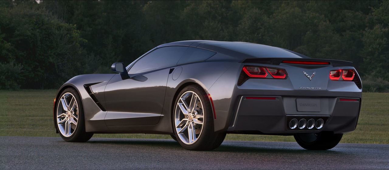 Foto de 2014 Chevrolet Corvette Stingray (32/43)