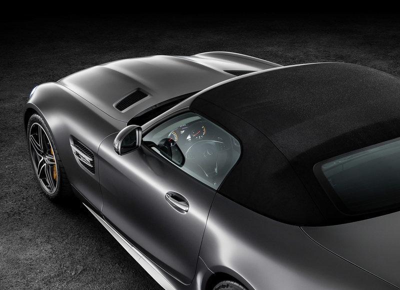 Foto de Mercedes-AMG GT roadster (2/14)