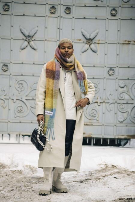 El Mejor Street Style De La Semana Estocolmo Semana De La Moda 06