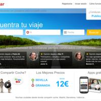 BlaBlaCar no cierra por ahora: el juez desestima el cierre cautelar que pedía Confebús