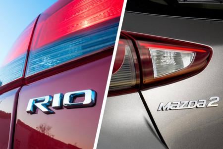 Rio Vs Mazda2