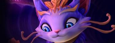 Yuumi, la gata mágica, se presenta oficialmente con un vídeo como nueva campeona de League of Legends