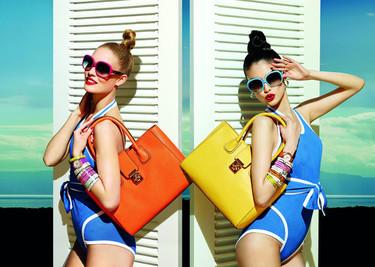 Folli Follie campaña Primavera-Verano ¡que llegue ya el verano!