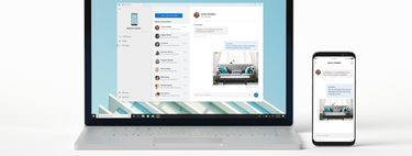 Tu móvil pasa a la pantalla de tu PC con 'Your Phone', que viva la magia del mirroring en Windows 10