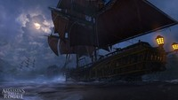 Assassin's Creed Rogue hará uso de un mayor poderío visual en PC. Literalmente