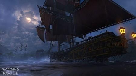 Assassin's Creed Rogue hará uso de un mayor poderío visual en PC. Literalmente