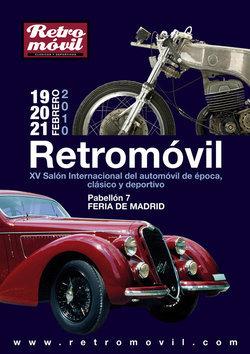 Retromóvil y ClassicAuto 2010, cita doble de coche clásico