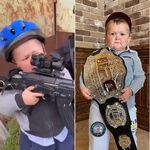 """Internet tiene una nueva obsesión: Hasbullah Magomedov, el """"niño"""" boxeador ruso de 18 años"""