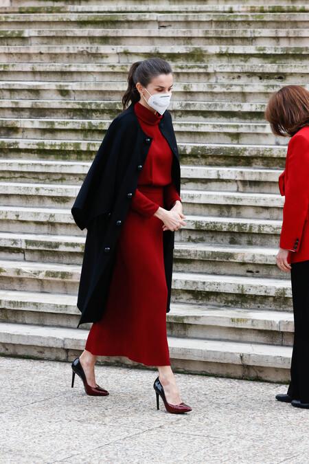 Reina Letizia Massimo Dutti