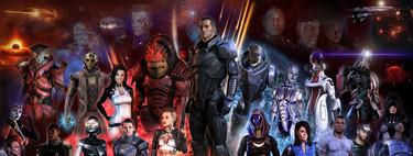 """""""He visto a gente gastarse 15.000 dólares en cartas para el multijugador de Mass Effect"""""""