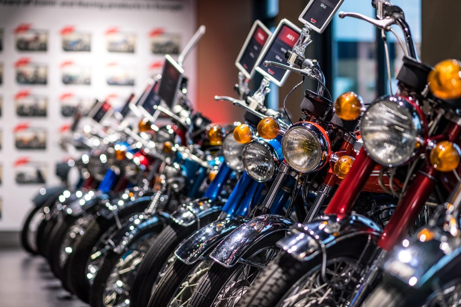 Foto de Museo de Yamaha en Amsterdam (6/7)