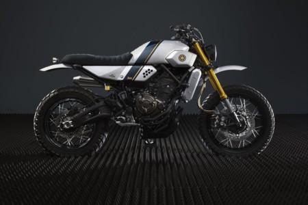 Yamaha Xsr700 Bunker Custom Motorcycles 10