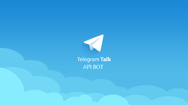 Telegram API bot
