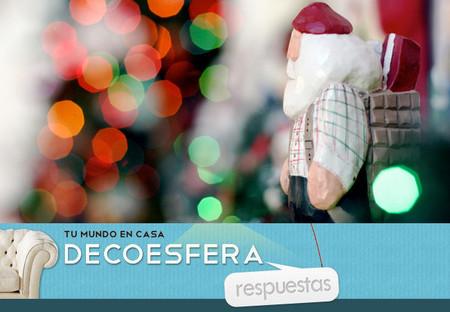 ¿Belén, árbol o Papá Noel, con qué adornáis la casa en Navidad? La pregunta de la semana