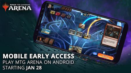 'Magic: The Gathering Arena' llega a Android: el famoso juego de cartas da el salto al móvil con soporte multiplataforma