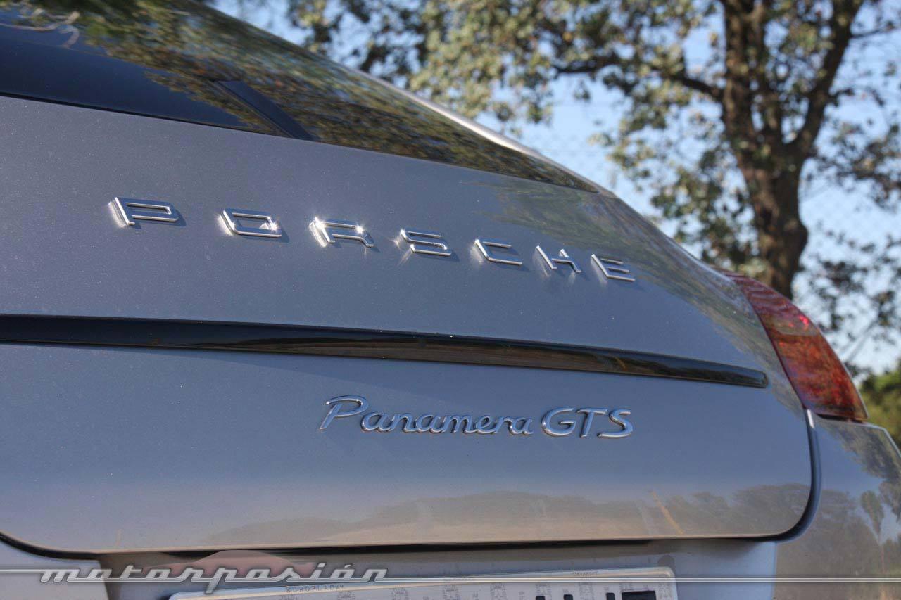 Foto de Porsche Panamera GTS (Prueba) (49/135)