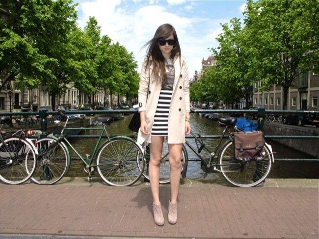 Rebajas Verano 2010 en España: 5 recomendaciones para comprar ropa por celebrities y streestyle. Trench
