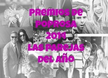 Premios Poprosa 2014: elijamos a la pareja del año
