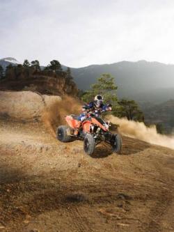 KTM XC accion
