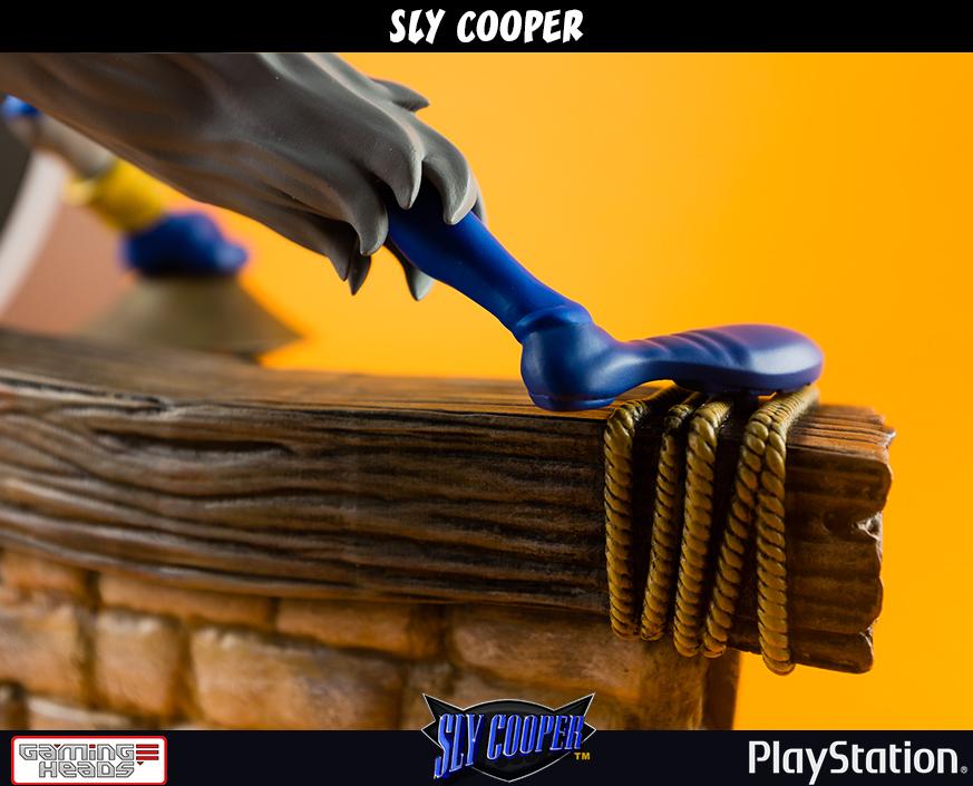 Foto de Figura limitada Sly Cooper (7/9)