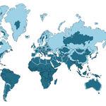 Así cambia el mapamundi cuando ajustas los países a su tamaño real y no a la proyección de Mercator