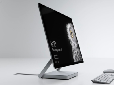 Microsoft presenta el nuevo Surface Book i7 y su primer PC de escritorio, el Surface Studio