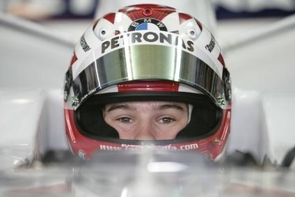 Javi Villa dice no, de momento, a la F1