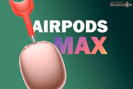 Cancelación activa de ruido, sonido espacial y hasta 20 horas de batería con los AirPods Max: rebajados 90 euros en Amazon