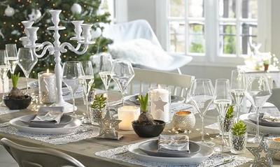 Mesas de Navidad de Maisons du Monde ¿Cuál es tu estilo?