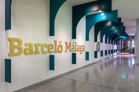 Hotel Estación del AVE Málaga