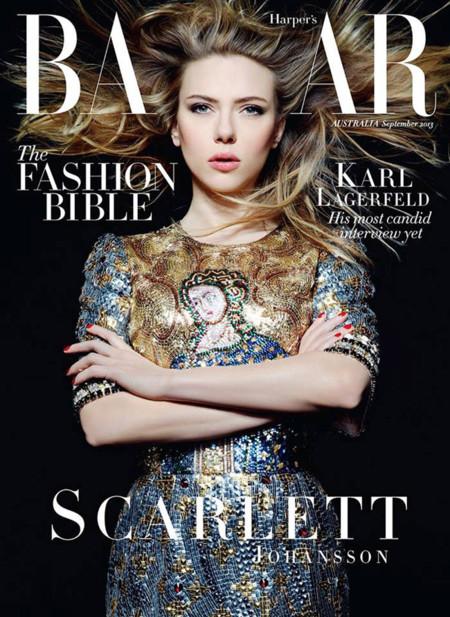 Harpers Bazaar septiembre 2013