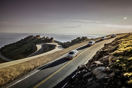 Audi E Tron Prototype Pikes Peak 1