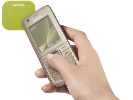 Nokia 6216 classic es compatible con NFC