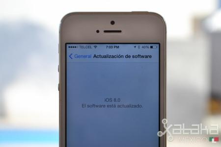 iOS 8, primeras impresiones