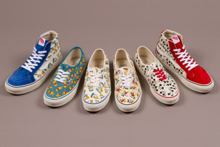 vans disney zapatillas