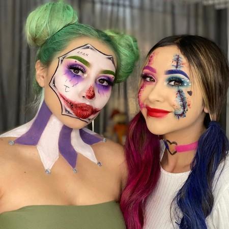 Harley Queen o Joker en versión femenina: estos son los maquillajes de Halloween que se llevan este año