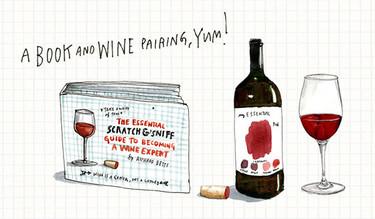 Un libro sobre vino que no se lee, se huele