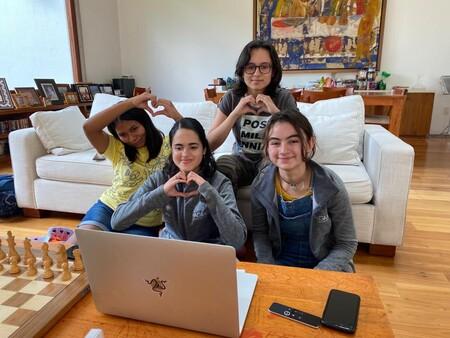 Dos medallas de oro y dos de plata en matemáticas es la hazaña de estas cuatro mexicanas en la Olimpiada Panamericana Femenil