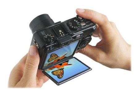 Haz fotos desde cualquier ángulo con FlipBac