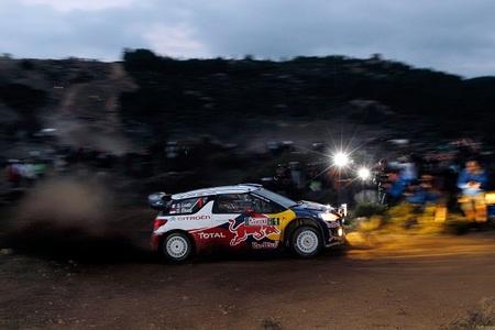 Sébastien Loeb explica su abandono en Cerdeña