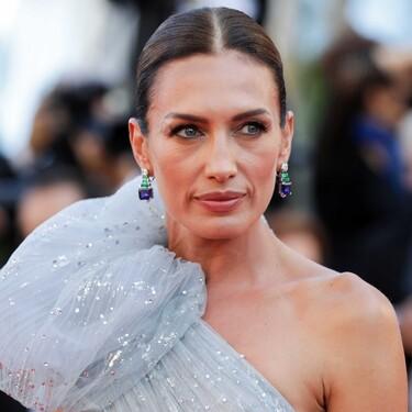 La elegancia de Nieves Álvarez se impone en la alfombra roja del Festival de Cannes