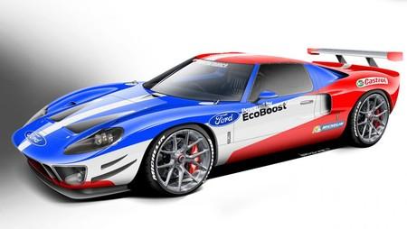 Future GT Forty, así de impresionante podría ser el futuro GT de carreras