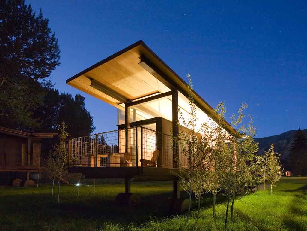 Foto de Cabañas rodantes, reinventando los bungalows (11/17)